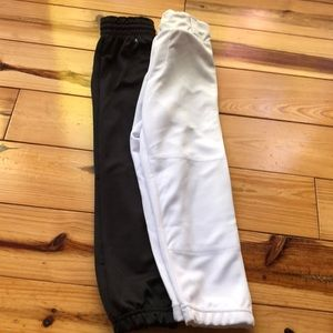 Other - Two pairs NWOT baseball pants ⚾️ 👖